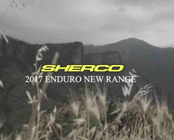 Novi Sherco Enduro 2017