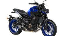 Novitet: Yamaha MT-09