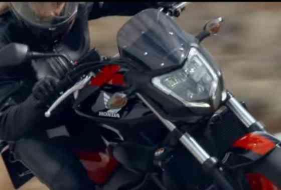Honda NC750S - Ride Your Way