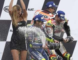 MotoGP: Sjajan proboj Crutchlowa i Rossija u Brnu