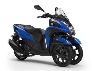 Novitet: Yamaha Tricity 155