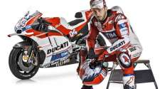 MotoGP: Dovizioso ostaje s Ducatijem do kraja 2018.