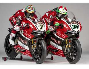 SBK: Predstavljena tvornička momčad Ducatija