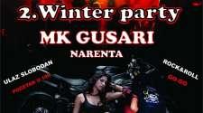 27.02.2016. - 2. Winter Party - MK Gusari Narenta
