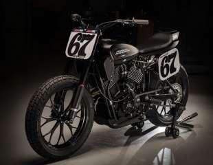 Predstavljen je Harley-Davidson XG750R