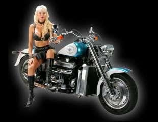 Top 10 motocikala s agregatima od automobila