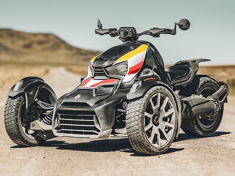 Can Am Ryker Rally Edition