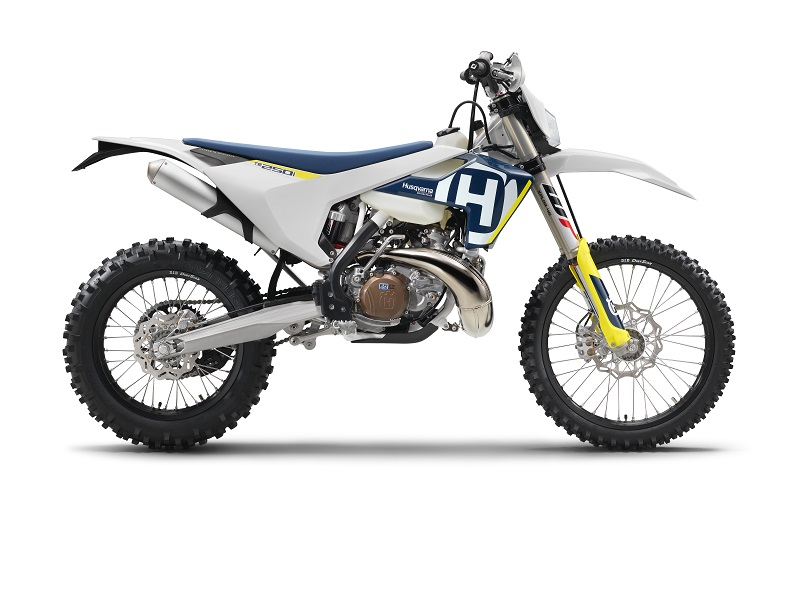 TE 250i revolutionary fuel injected machines in MY18 Enduro Line up