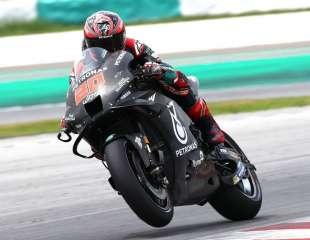 Uzbudljiva MotoGP testiranja u Maleziji