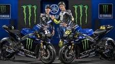 Tvornička MotoGP momčad Yamahe u novim bojama