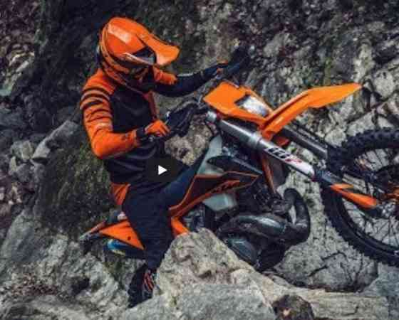 The new ENDURO range - race to new extremes! | KTM EXC 2020
