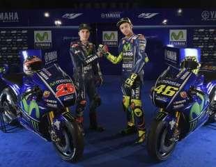 Predstavljena Yamaha MotoGP momčad za 2017.