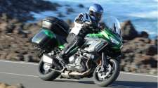 Video test: Kawasaki Versys 1000 SE
