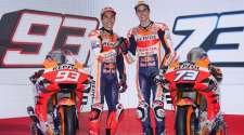 Predstavljen tim Repsol Honda s dva Marqueza