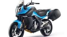 EICMA 2016: CF Moto 650 MT