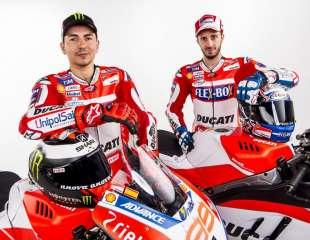 Predstavljen Ducati MotoGP tim s Lorenzom