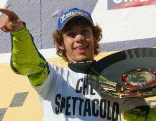 Sretan 40. rođendan, Valentino Rossi!