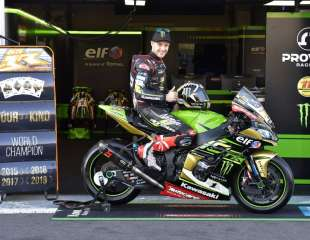 Green Lines: Behind the Scenes with Kawasaki Racing Team