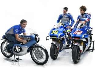 MotoGP: Suzuki GSX-RR u retro bojama za 2020.