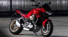 Pretpremijera: Moto Guzzi V100 Mandello