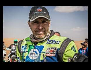 Dakar 2019: Preminuo i Edwin Straver