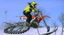 Utrke na snijegu su ipak moguće?