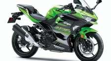 Novitet: Kawasaki Ninja 400