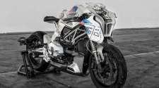 "Koncept: BMW R nineT ""Giggerl"""